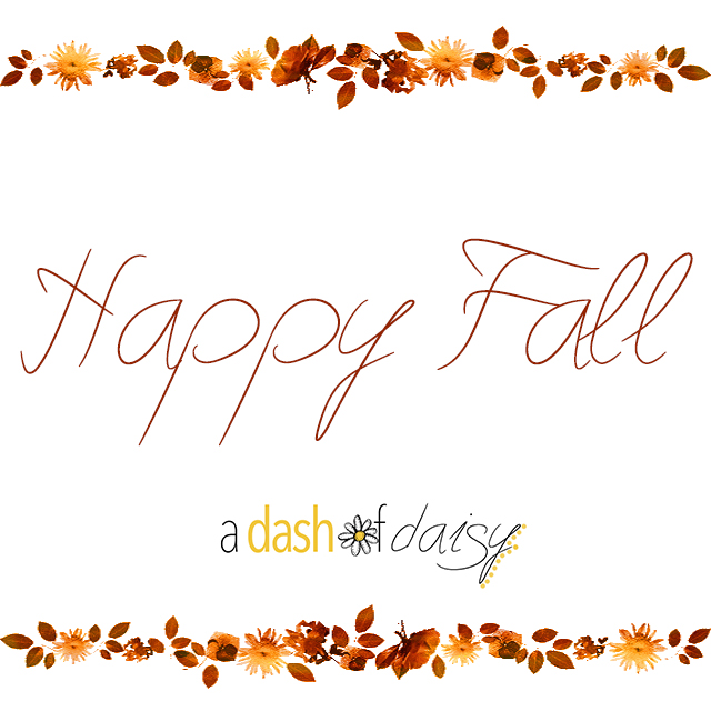 Happy Fall IG!