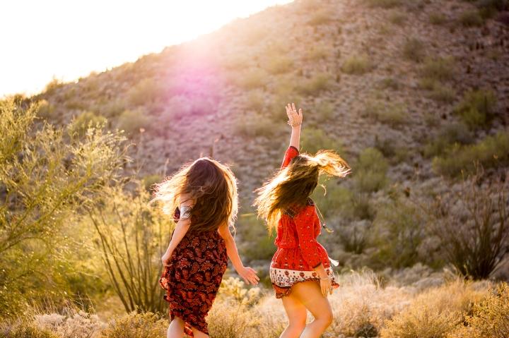 Wild in the Desert