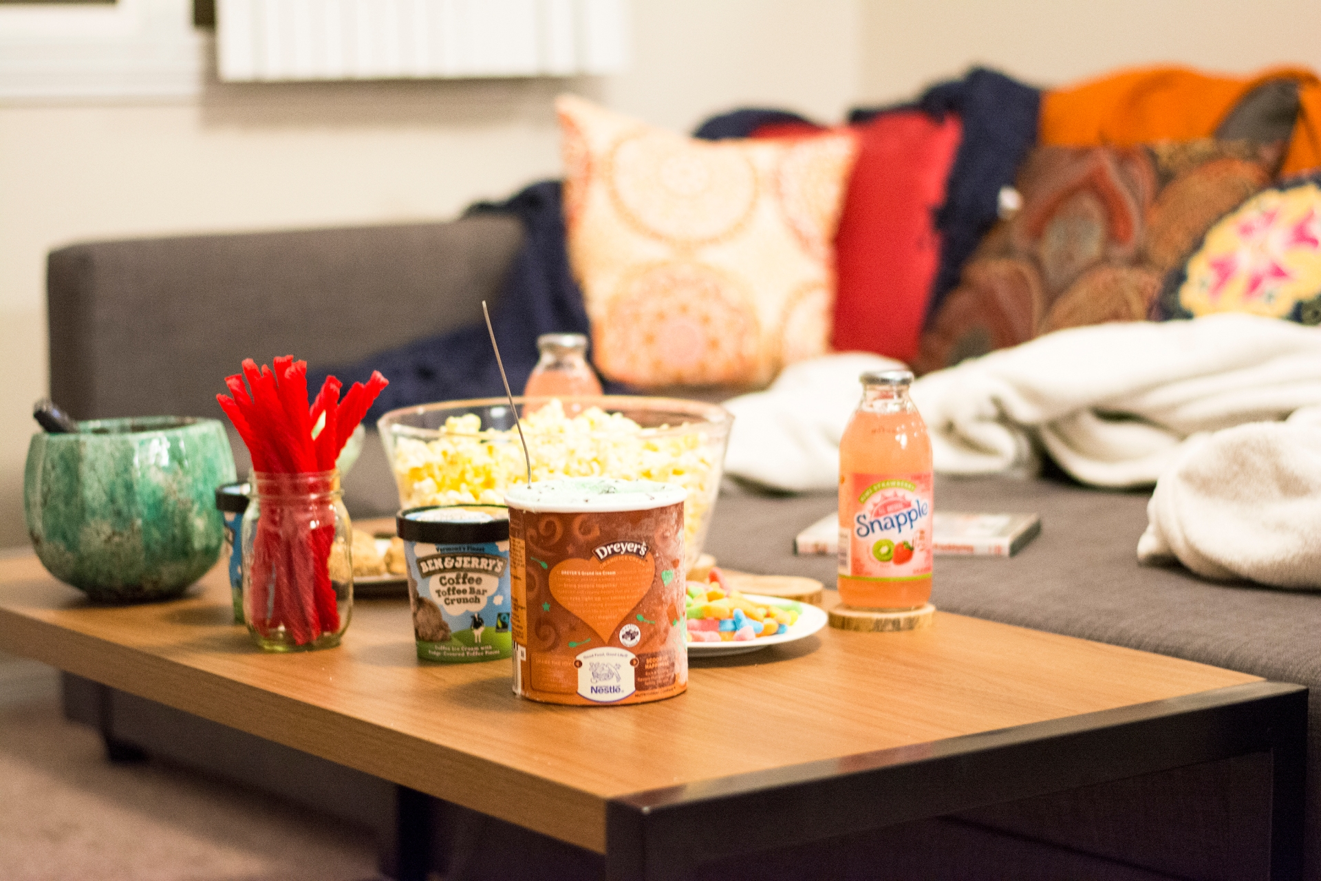 Movie Night Essential Snacks dash of daisy blog taylor seely