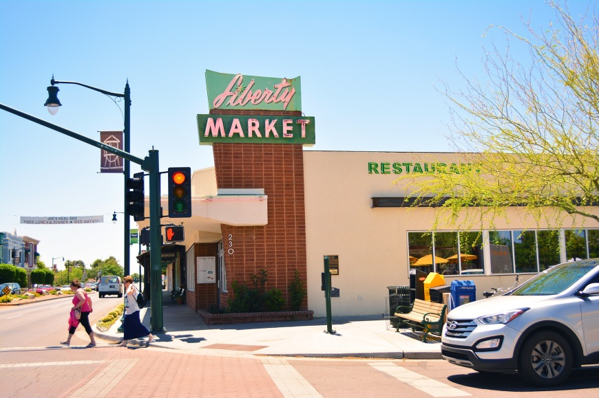 Liberty Market downtown Gilbert