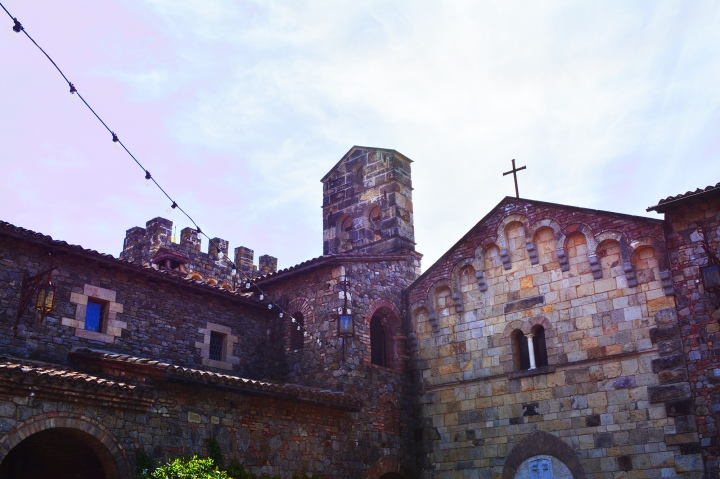Castello di Amorosa Inside