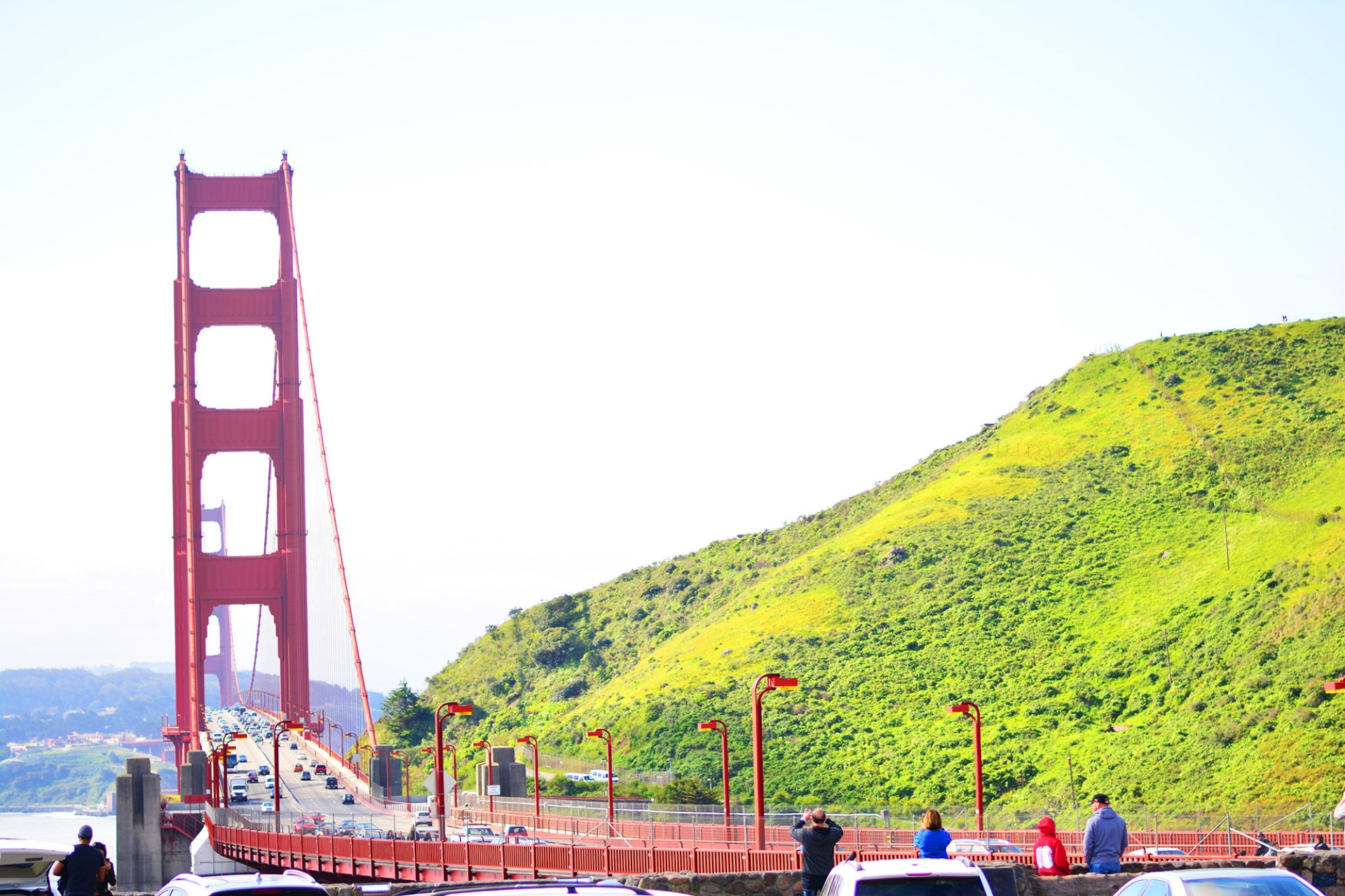 San Francisco Golden Gate Bridge Dash of Daisy Blog Taylor Seely