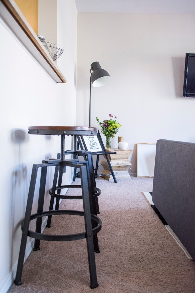 Apartment Kitchen Bar Stools_Sitting Nook_Ikea_Target_Etsy_Taylor Seely_Dash Daisy Blog