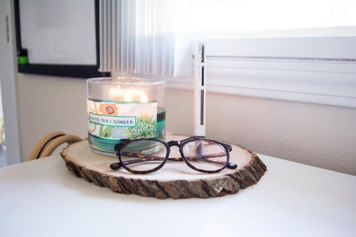 Desk Styling_Wood Plank Styling_Bath Body Works_Zenni Optical_Taylor Seely_Dash Daisy Blog