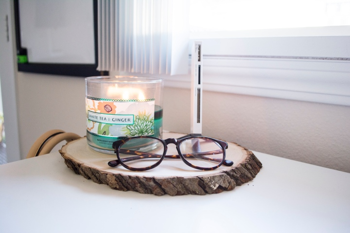Desk Styling_Wood Plank Styling_Bath Body Works_Zenni Optical_Taylor Seely_Dash Daisy Blog