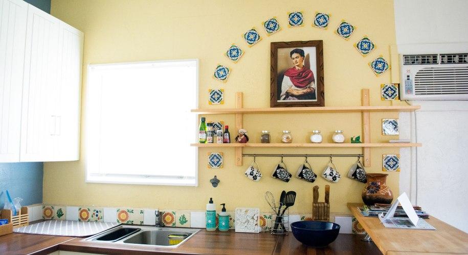 Frida-Kahlo-Kitchen-AirBNB-Review-San-Diego-CA